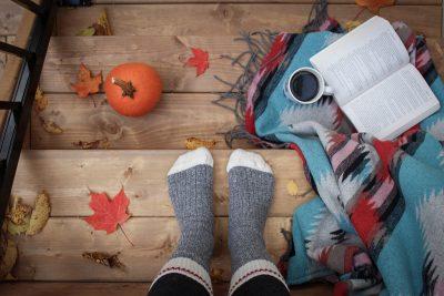 Entspannung im Herbst